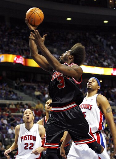 Ben Wallace Returns to Detroit