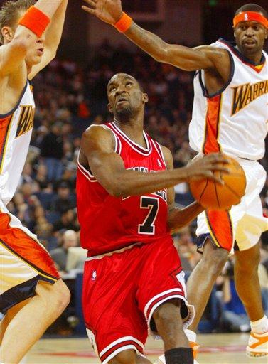 Bulls vs. Warriors