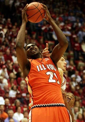 Illinois' Brian Carlwell Injured In Auto Accident