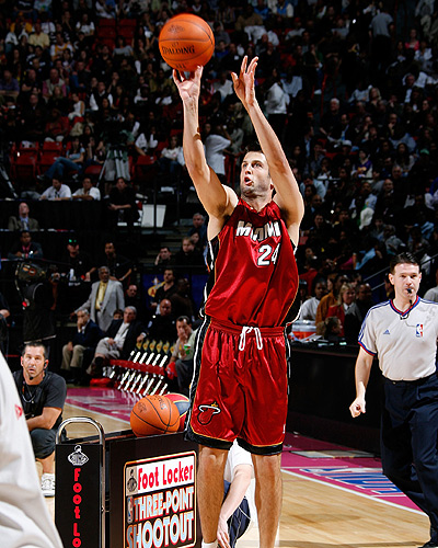 Jason Kapono Wins 3-Pt Shooting Contest at 2007 All Star weekend
