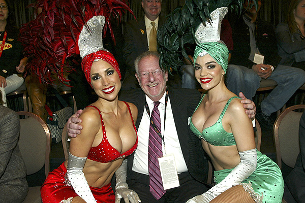 Mayor Oscar Goodman of Las Vegas
