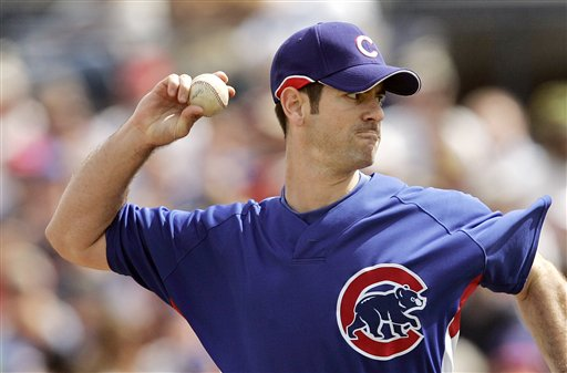 Mark Prior Gets Bombed In Cactus League Debut