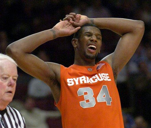 Syracuse Just Misses NCAABid