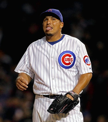 You Gotta Be F'in Kidding Me: Zambrano Leaves With Hamstring Injury