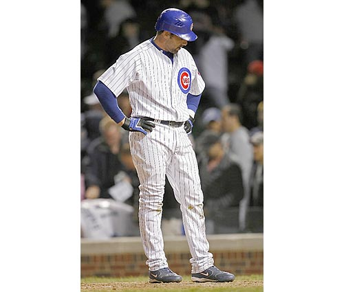 Cubs Lose to Brewers 5-4 in 12 innings