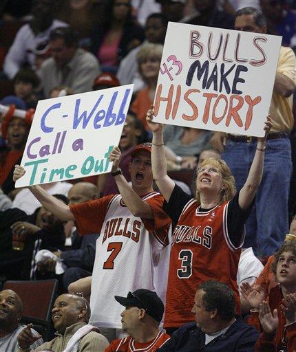 Bulls Beat Pistons 102-87