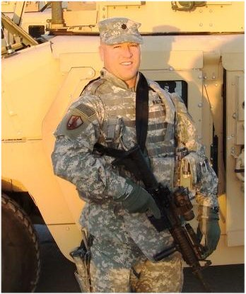LTC James J. Walton, US Army