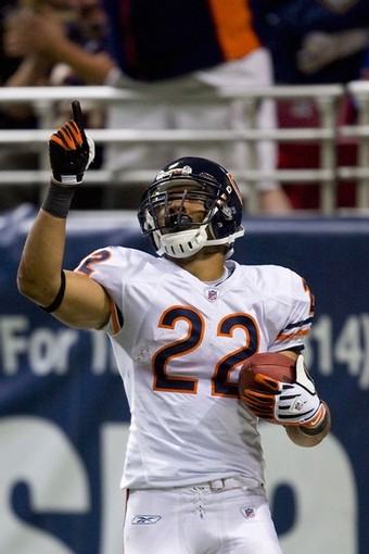 Chicago Bears Matt Forte leads Bears ground attack