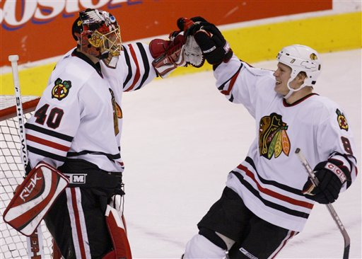 Youngsters lead the resurgence of the Chicago Blackhawks